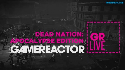 Dead Nation: Apocalypse Edition - Livestream Replay