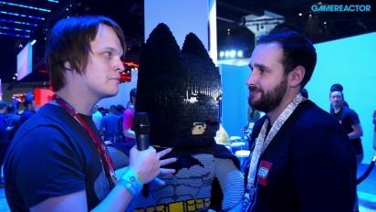 E3 2014: Lego Batman 3: Beyond Gotham - Phillip Ring Interview