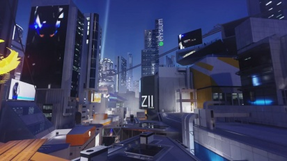 Mirrors Edge Catalyst: Gamescom 2015 Gameplay Trailer