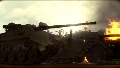 Armored Warfare - Open Beta Trailer