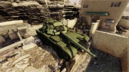 Armored Warfare - Armor & Countermeasures Dev Diary