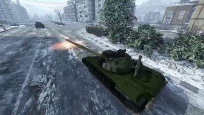Armored Warfare - Ammo Types Dev Diary
