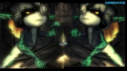 The Legend of Zelda: Twilight Princess: Video gameplay comparison Wii U vs. Wii
