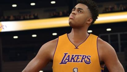 NBA 2K17 - Momentous Trailer