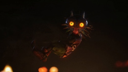 The Legend of Zelda: Majora's Mask - EmberLab VFX Fan Film