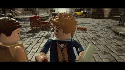 Fantastic Beasts and Where to Find Them gameplay - Lego Dimensions