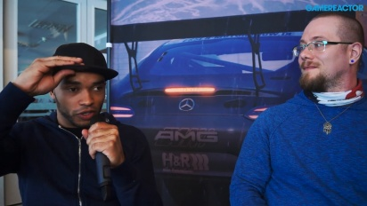 Project CARS 2 - Ben Collins & Nicolas Hamilton Interview