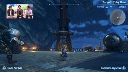 Xenoblade Chronicles 2 - E3 Demonstration