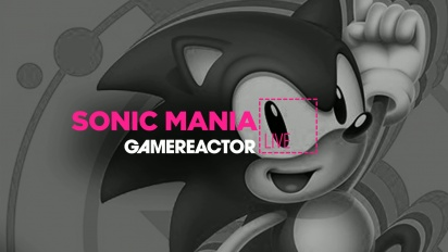 Livestream Replay - Sonic Mania