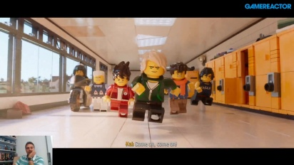 PT Live The Lego Ninjago Movie Video Game