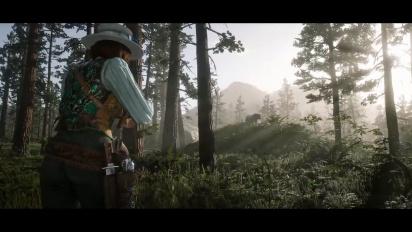 Red Dead Online - The Naturalist Update Trailer