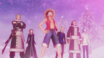 One Piece: Pirate Warriors - Grand Line Edition Trailer