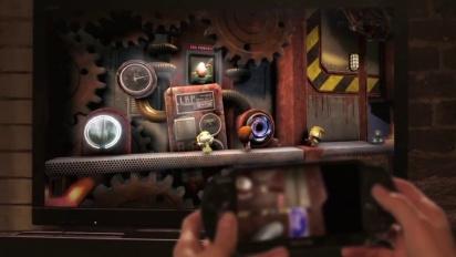 Little Big Planet 2 - Cross Controller Trailer