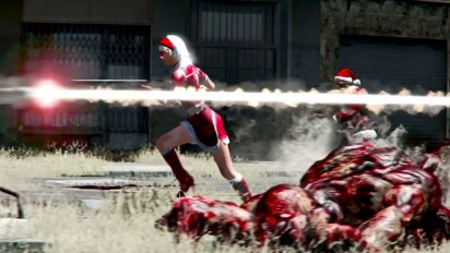Serious Sam 3: BFE & Serious Sam HD - Santa Sam Comes to Xbox Live Arcade Trailer