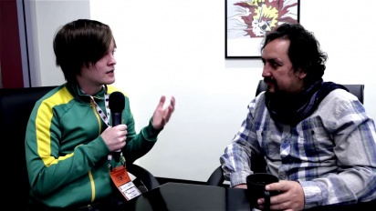 GDC: Silent Enemy - Vander Caballero Interview