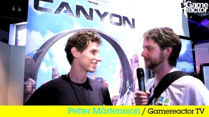 E3 11: Trackmania 2: Canyon Interview