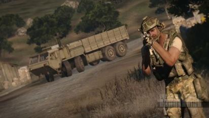 Arma III - Beta Trailer