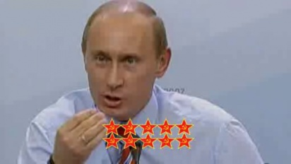 Call of Duty 4 - Putin review