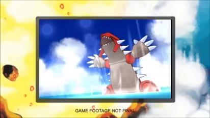 Pokémon Omega Ruby/Alpha Sapphire - Gameplay Sneak Peak Trailer