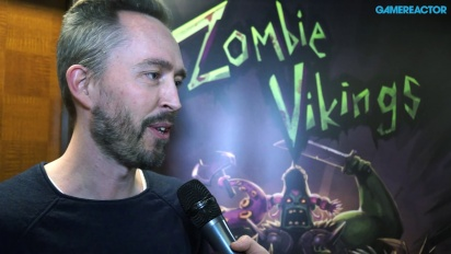Zombie Vikings - Creative Director Interview