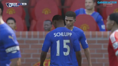 FIFA Match of the Week (Man. United vs. Leicester)