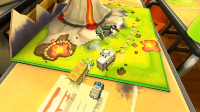 Micro Machines iOS - Official HD Gameplay Trailer