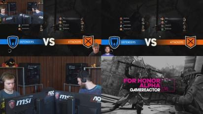 For Honor Alpha - Livestream Replay