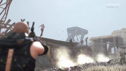 Metal Gear Survive - TGS 2016 Gameplay
