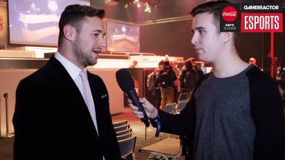 DreamHack Winter - H1Z1: Rich Campbell Interview