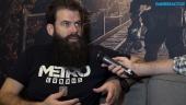 Metro Exodus - Jon Bloch Interview