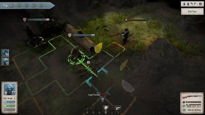 Achtung! Cthulhu Tactics - Gameplay with Developer Commentary