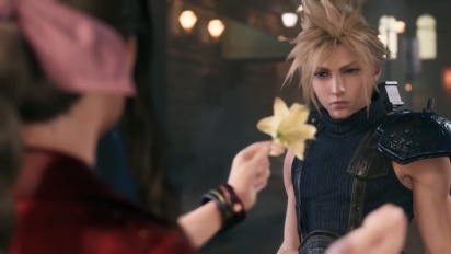 Final Fantasy VII Remake - State of Play Trailer Japanese Version