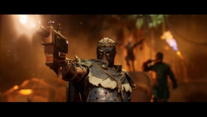 Necromunda: Underhive Wars - Cawdor Gang Trailer