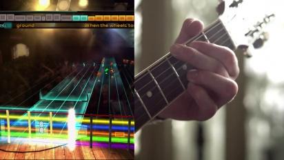 Rocksmith - Foo Fighters DLC Trailer