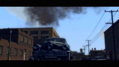 L.A. Noire - Nicholson Electroplating DLC Trailer