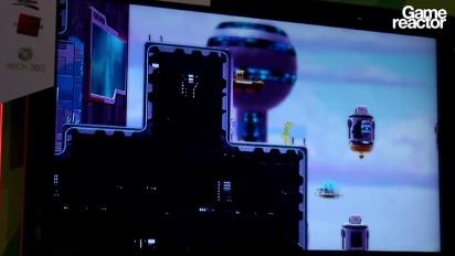 E3 11: Ms. Splosion Man