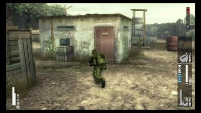 Metal Gear Solid: Peace Walker HD - E3 Gameplay Trailer
