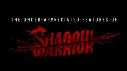 Shadow Warrior - Wangtastic Features Trailer