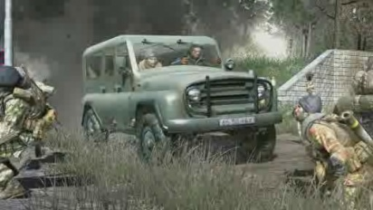 Call of Duty 4 - Qaddafi's Review