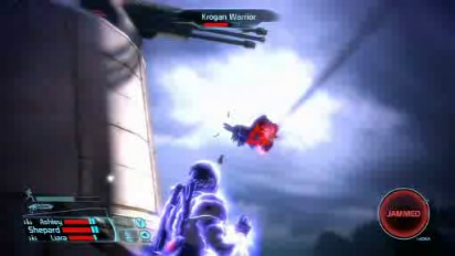 Mass Effect - Vanguard Class