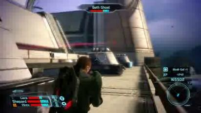Mass Effect - Squad Combat