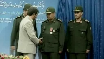 Call of Duty 4: Modern Warfare - President Ahmadin
