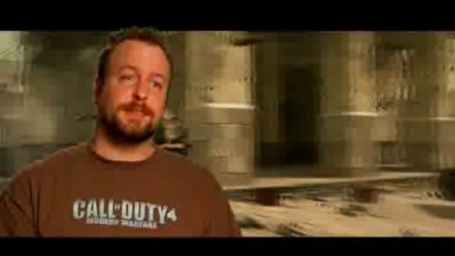 Call of Duty 4 - Behind the Screen Multiplayer