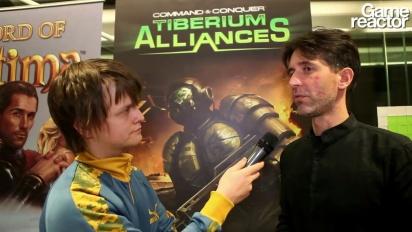 C&C: Tiberium Alliances - Interview