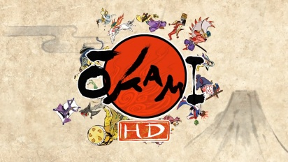 Okami HD - Launch Trailer