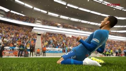 PES 2019 - Russian Premier Liga Trailer