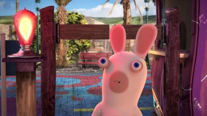 Rabbids Land - E3 Trailer