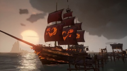 Sea of Thieves - Ashen Winds Content Update