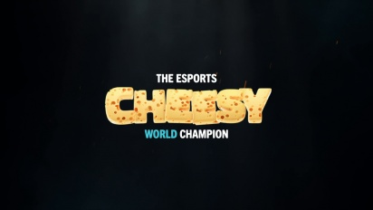 The Cheesy World Championship - Day 1 Tournament Livestream Replay
