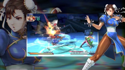 Project X Zone - EU-Trailer